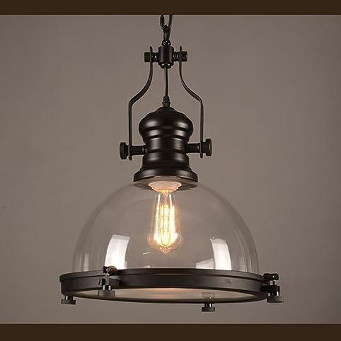 Industrial Nautical Glass Pendant Light, MKLOT 12.20\