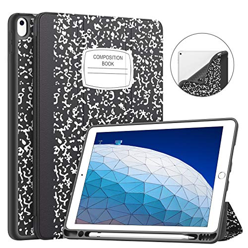 Soke iPad Air 3 Case 2019 with Pencil Holder