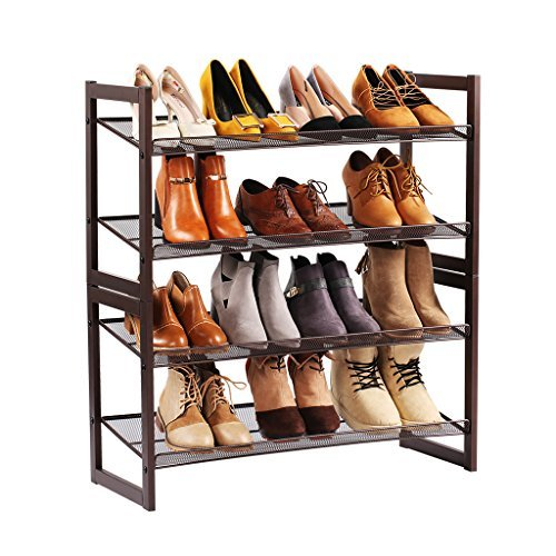 shoe rack bronze - 9