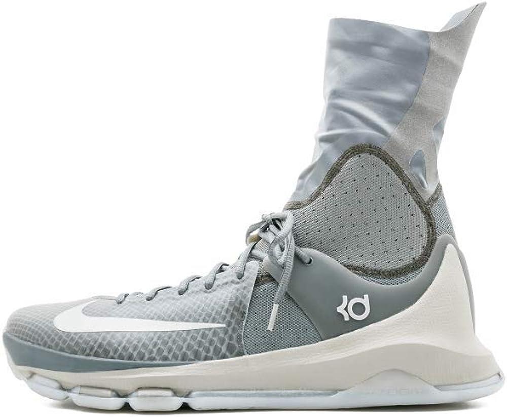 Nike KD 8 Elite 834185 001 Tumbled Grey
