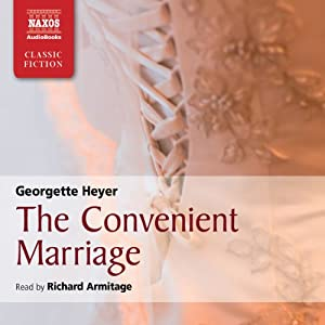 The Convenient Marriage | Livre audio