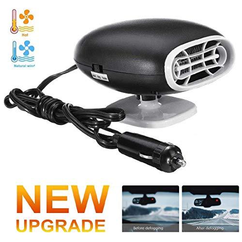 Car Heater 12V Car Windshield Defogger Defroster 12 Volt 150W