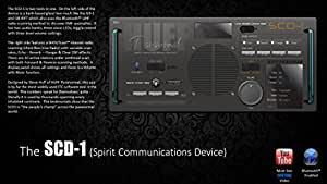 Huff Paranormal SCD1 (Spirit Communications Device), SCD-1