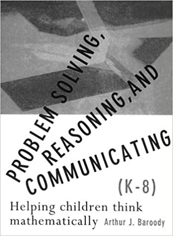 baroody 1993 problem solving reasoning and communicating