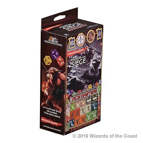 WizKids Dungeons and Dragons Dice Masters: Faerun Under S...