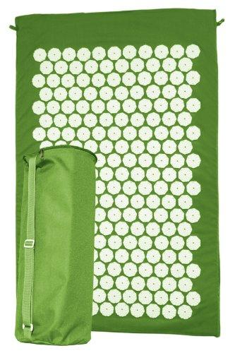 Ultrasport Akupressur und Relax Matte , grün, 78x46x2, 380100000081