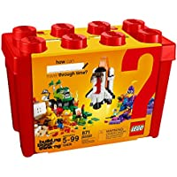 LEGO Classic Mission to Mars 10405 Building Kit (871 Piece)