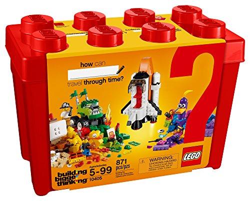 [해외] LEGO클래식MISSION TO MARS 10405건물 키트( 871 PIECE )