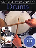 Absolute Beginners: Drums (large format)