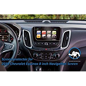 Tuff Protect Anti-Glare Screen Protectors for 2019 Chevrolet Equinox 8″ Navigation Screen