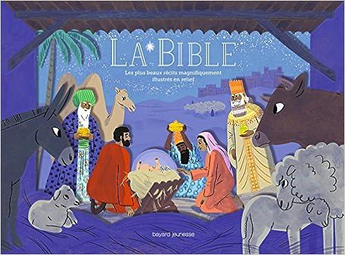 bible papier decoupe