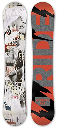 Ride Machete (Ride Men's Machete GT Snowboard 2016 (154cm))