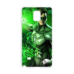 injustice gods among us Samsung Galaxy Note 4 Cell Phone Case White present pp001_7929741