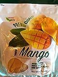Paradise Green Dried Mango Premium Quality 35 Oz (1 Pack)