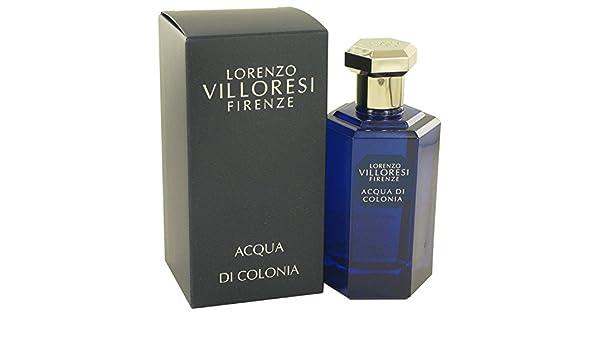 Amazon.com: Lorenzo Villoresi Firenze Acqua Di Colonia (lorenzo) By Lorenzo Villoresi Firenze For Women Eau De Toilette Spray 3.4 oz: Lorenzo Villoresi ...