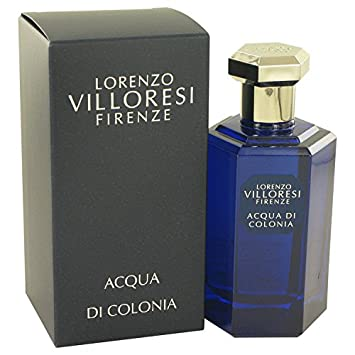 Acqua Di Colonia By Lorenzo Villoresi EDT 100 Ml / 3.4 Oz