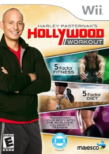 Harley Pasternak's Hollywood Workout - Nintendo Wii by Majesco