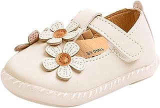 Baby Girl Floral Sneaker Enfants First Walker Single Chaussures