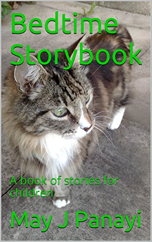 Book: Bedtime Storybook - A book of stories for children by May J. Panayi
