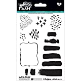 Illustrated Faith Basics Elements Clear Stamp Set