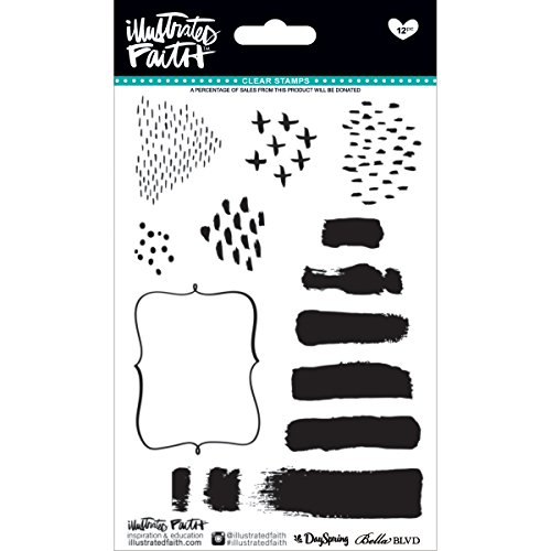 Illustrated Faith Basics Elements Clear Stamp Set by Bella Blvd
