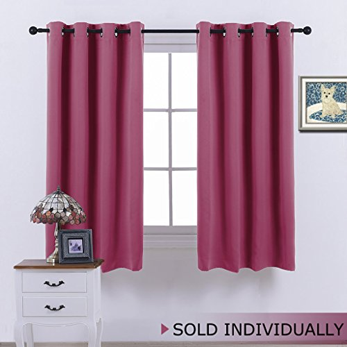 Kids Pink Room Curtains: Amazon.com