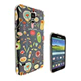 c0431 - Cool Fun Trendy cute kwaii wallpaper shabby chis flowers retro Design Samsung Galaxy S5 / S5 NEO Fashion Trend CASE Gel Rubber Silicone All Edges Protection Case Cover