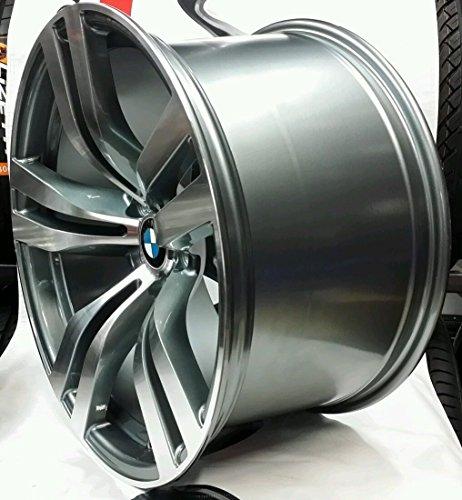 """20"""" INCH STAGGERED YSM 541 BMW X6 X5 LIKE WHEELS RIMS"""