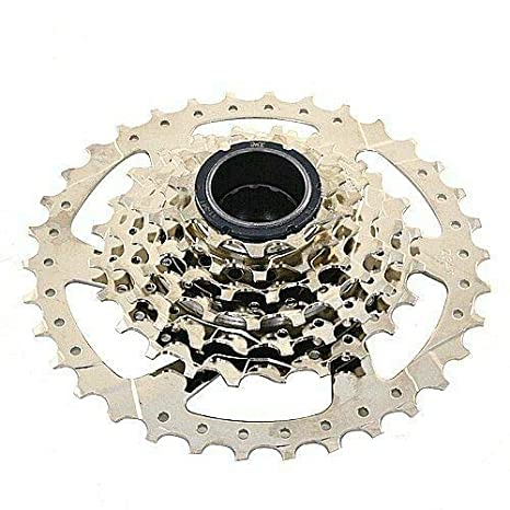 For SHIMANO Sram DNP 7-Speed Screw-on MTB Bike Freewheel Nickel Plate 11-28T UK