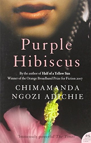 purple hibiscus by chidimanmanda ngozi adichie essay Alice walker essay dee, is coming home to visit them after being away for a while  purple hibiscus by chidimanmanda ngozi adichie comparative essay structure.