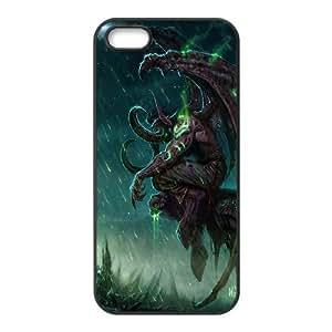 Custom Phone Case WithWorld of Warcraft Image - Nice Designed For iPhone 5,5S