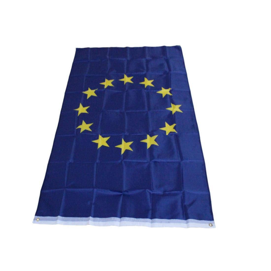 Pollici 35.4x59 Grande Grande Bandiera Della Scozia National Flag Stampato In Poliestere Flag Con Ottone Occhiello Scozia