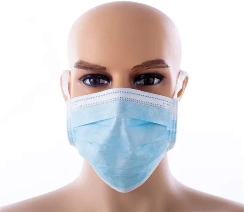 50pcs Cross Infection Prevent Infection Protection Virus Protection Ventilateur chirurgical