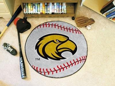 University of Southern Mississippi Baseball Rug