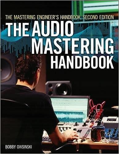 Bob Katz Mastering Audio 2nd Edition Pdf