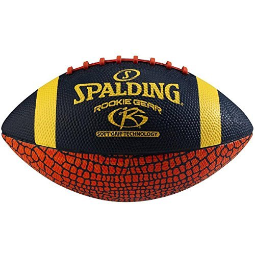 SPALDING YOUTH ROOKIE GEAR SOFT GRIP PEE WEE (Spalding Junior Football)