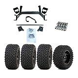 6 inch lift kit for golf cart - EZGO TXT Golf Cart 2001 & 2013 6