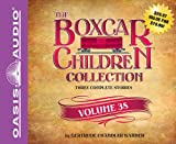 The Boxcar Children Collection Volume 38: The Ghost in the First Row, The Box that Watch Found, A Horse Named Dragon (Boxcar Children Collections)