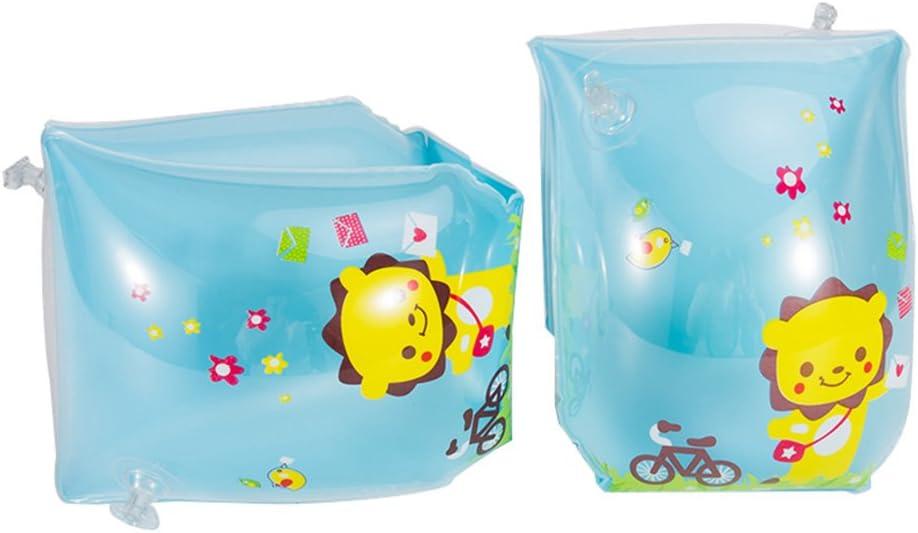 /Bague de s/écurit/é dentra/înement flotteur Bague 2/pcs//1/paire Ruimin Double Air Bag Arm flotteurs de natation pour enfant/