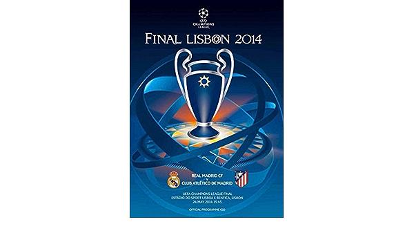 2014 UEFA Champions League más Final: Amazon.es: Ropa