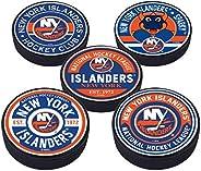 New York Islanders 5 Puck Pack