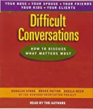 Kyпить Difficult Conversations: How to Discuss What Matters Most на Amazon.com