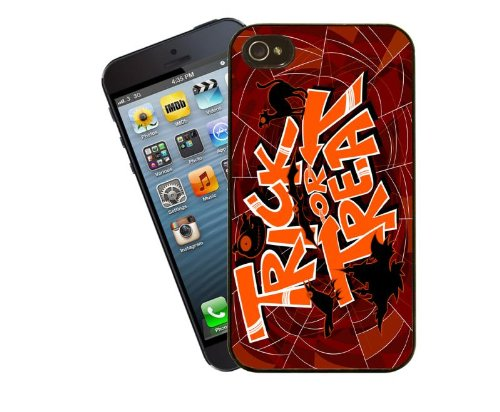 Halloween Fall Design 2 - Telefon für Apple iPhone 5 / 5 s - Cover von Eclipse-Geschenkideen