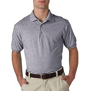 Gildan mens DryBlend 5.6 oz. 50/50 T-Shirt(G800)-SPORT GREY-3XL