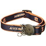 Sporty K9 Collegiate Auburn Tigers Dog Collar, Medium - New Design
