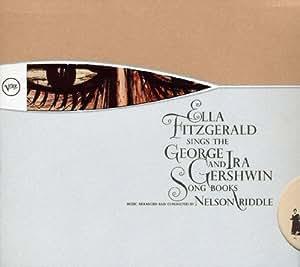 Ella Fitzgerald Sings The Gershwin Songbook