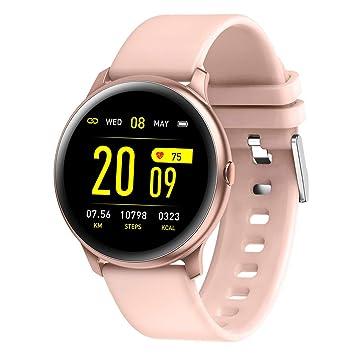 TOOGOO Kw19 Hombres Smartwatch Dispositivo PortáTil ...