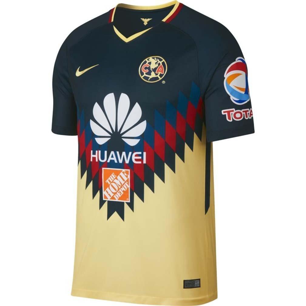 d917a4ec90d69 2017-2018 Club America Home Nike Football Shirt  Amazon.com.mx  Deportes y  Aire Libre