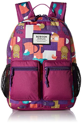 Burton Youth Gromlet Backpack, Paper Animals Print