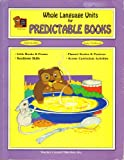 Early Childhood Units for Predictable Books, Cheryl F. Rice and Agnes Palinay, 1557342067
